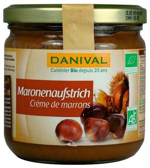 Danival - Crema Bio de castane, 380g [0]