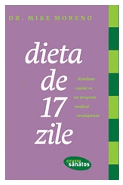 Dieta de 17 zile, Mike Moreno 0