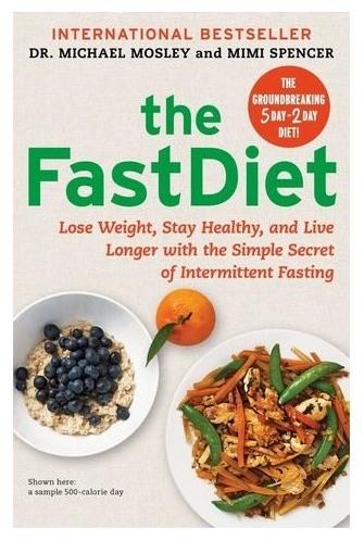 Dieta prin Post, Dr. Michael Mosley si Mimi Spencer 0