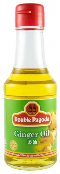 DOUBLE PAGODA – Ulei de ghimbir, 150 ml