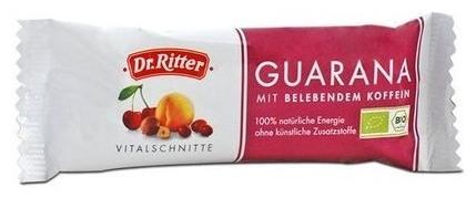 Baton BIO Energizant cu Cofeina din Guarana + Fructe, Alune, Miere 40 gr [0]
