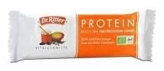 Baton BIO PROTEIC cu proteine din lapte + Miere, curmale, alune 40 gr [0]