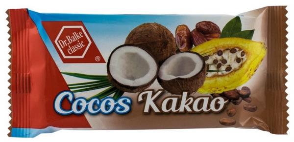 Dr.Balke – Tableta cu cocos si cacao, 75g 0