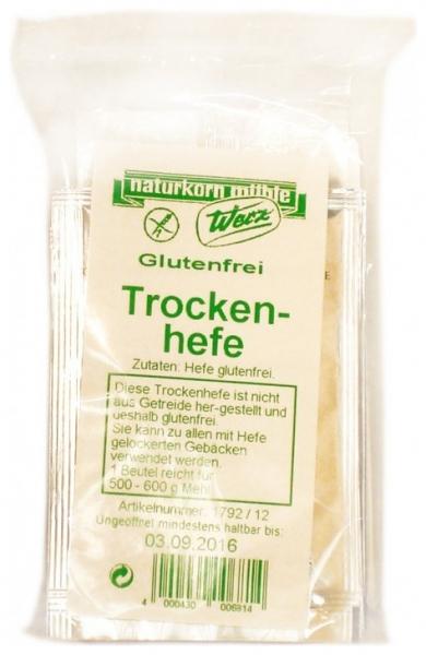 Drojdie uscata, fara gluten, 6 plicuri a 7 g [0]