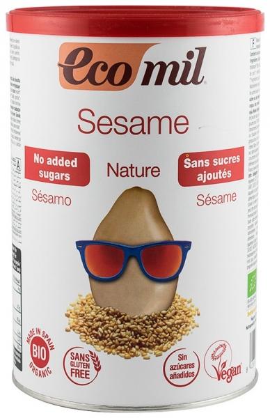 Pudra organica instant pentru bautura de susan, 400 g 0