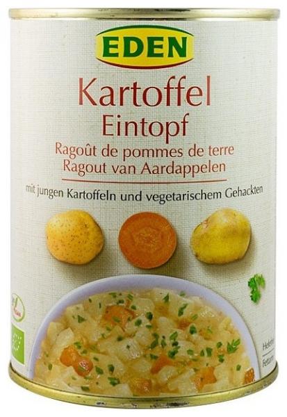 Ghiveci Bio de legume Vegetarian 560 g (cu numai 45cal/100gr) 0