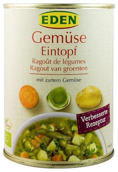 Ghiveci Bio cu multe legume Vegetarian 560 g (cu numai 60cal/100gr) [0]