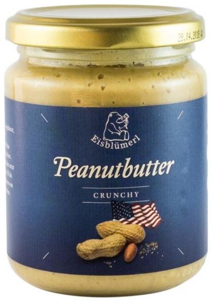 EISBLUMERL  – Unt de arahide organic  American Style, 250 g 0