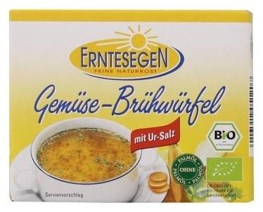 Cuburi Bio pentru supa, cu legume, 66g (6x11g) [0]