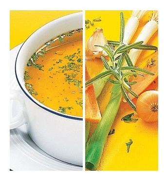 Cuburi Bio pentru supa de legume , 6x11 g 0