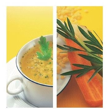 Supa BIO de PUI cu Taitei 40gr numai 12 calorii! 0