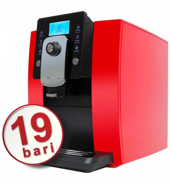 Espressor automat Oursson AM6244/RD, 1400W, 19 Bar, 1.8 l, Rosu 2