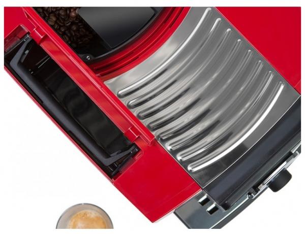 Espressor automat Oursson AM6244/RD, 1400W, 19 Bar, 1.8 l, Rosu 3