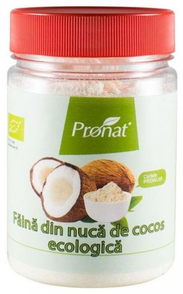 Faina bio din nuca de cocos , 130gr 0