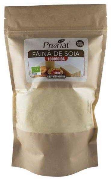 Faina de soia Bio, 500 gr 0