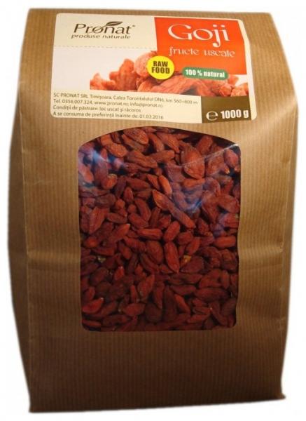Fructe goji natur (prețul este pentru 1 kg) 0