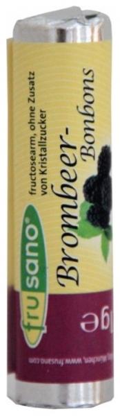 Frusano - Bomboane BIO cu mure negre, 21 g