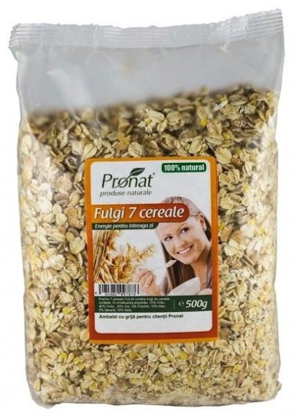 Fulgi 7 cereale, 500g 0