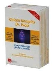 Gelenk Komplex Dr. Wolz  80 cp [0]
