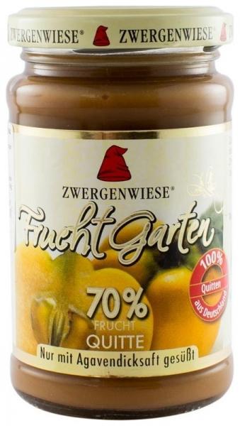 Gem BIO de gutui indulcit cu sirop de agave, 225 g 0
