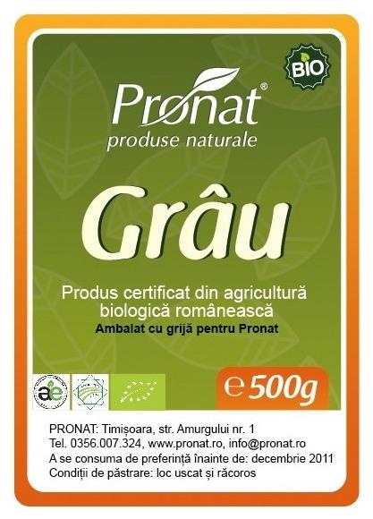 Grau Bio, 500 gr 1