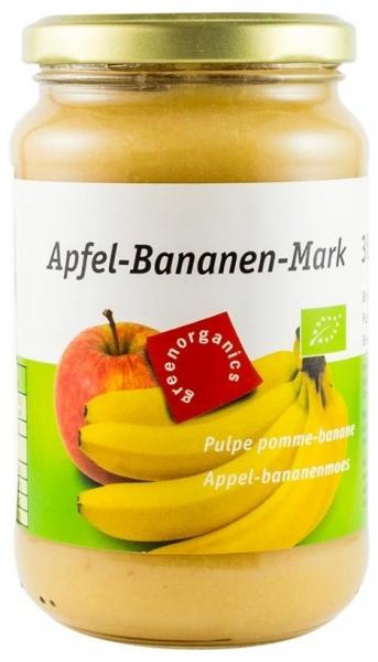 - Piure BIO din pulpa de mere si banane – 360g 0