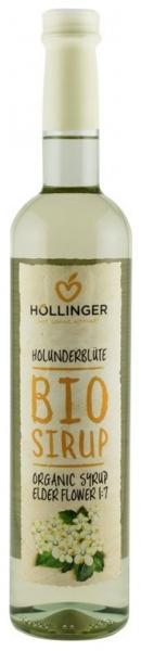 Hollinger – Sirop BIO din flori de soc, 0,5 [0]