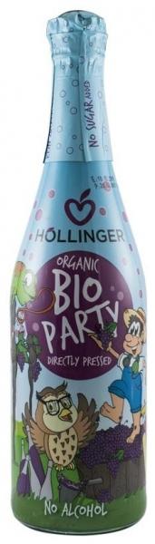 Hollinger – Suc spumos de struguri, 750 ml 0