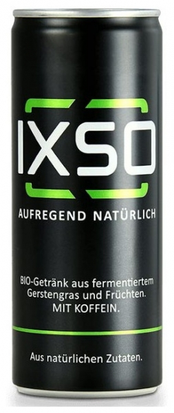 Bautura energizanta BIO cu cofeina, 250ml 0