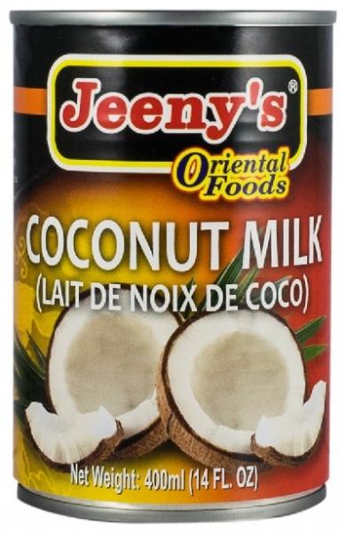 Jenny`s – Lapte de cocos, 400 ml [0]