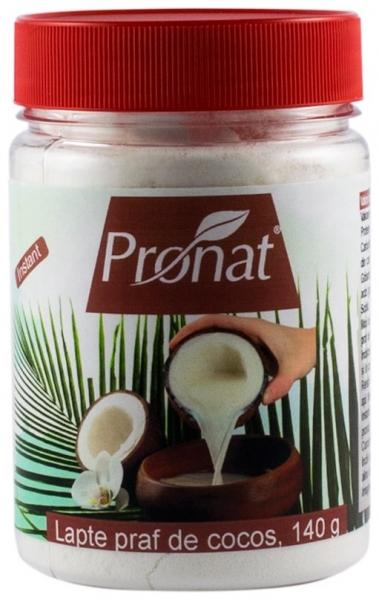 Lapte praf de cocos, 140 g 0