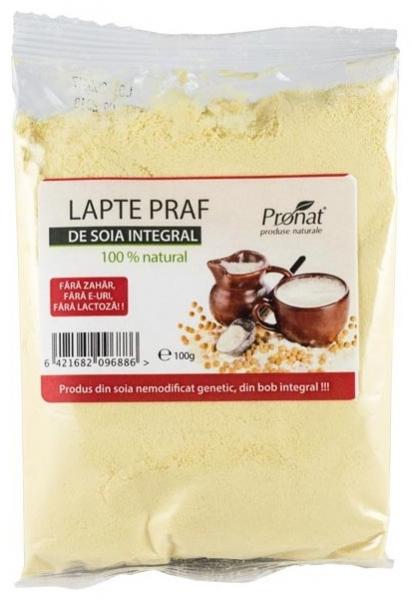 Lapte praf de soia, 100 gr 0