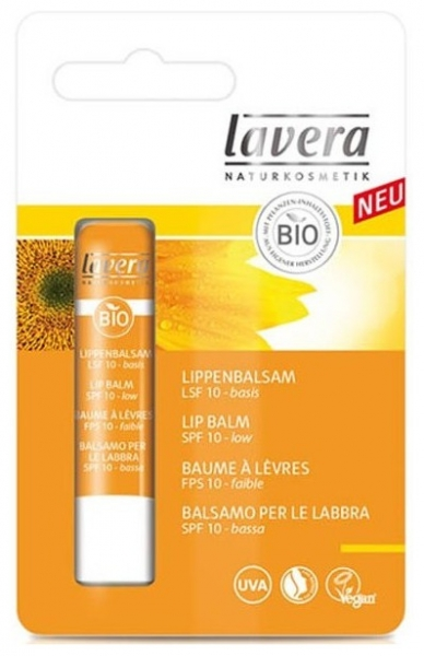 Balsam de buze cu protectie solara SPF10, 4,5 g 0