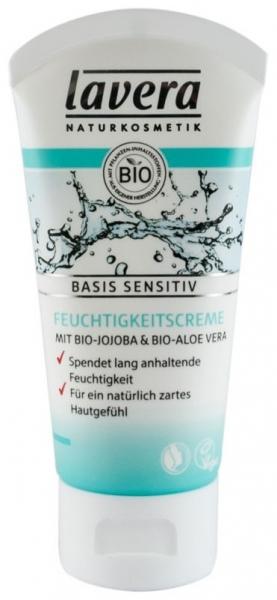 Basis Sensitiv - Crema hidratanta cu jojoba si aloe vera, 50 ml 0