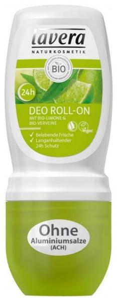 Deodorant roll-on cu lamaie si verbina, 50 ml 0