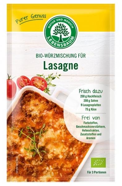 Amestec BIO de condimente pentru Lasagna, 45g 0