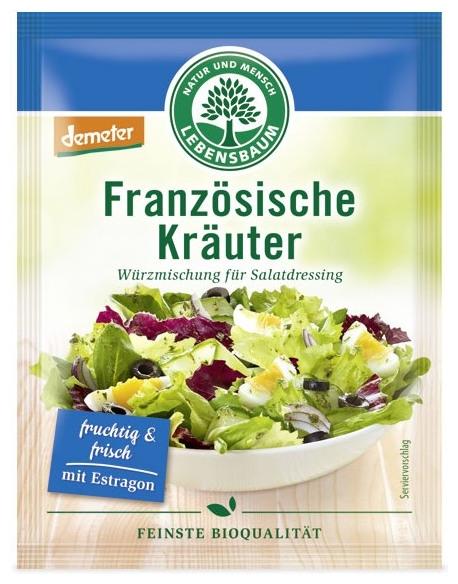 Amestec BIO de condimente pentru salata frantuzeasca,3x5g 0