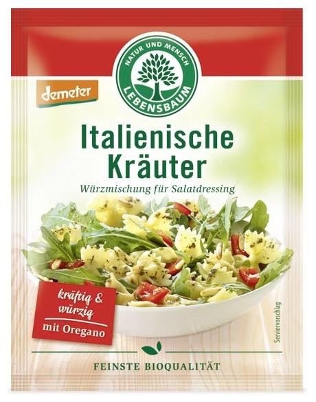 Amestec BIO de condimente pentru salata italiana, 3x5g 0