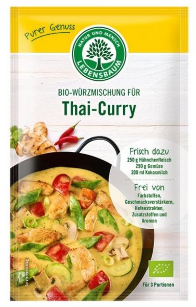 Amestec BIO de condimente pentru Thai-Curry, 23g 0