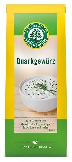 Amestec de condimente BIO pentru branza quark, 30g 0