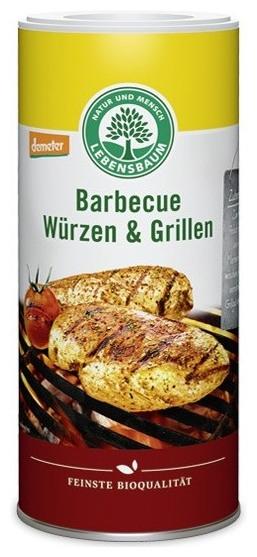Amestec de condimente BIO pentru gratar si grill, 125g 0