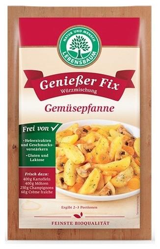 Amestec de condimente BIO pentru legume, 16 g