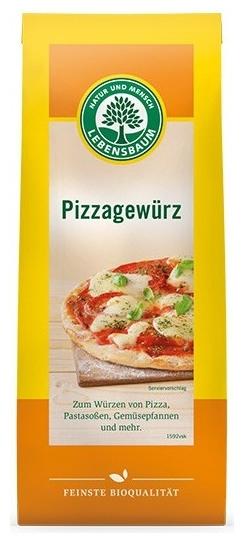 Amestec de condimente BIO pentru pizza, 30g [0]