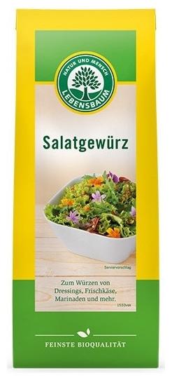 Amestec de ierburi aromatice pentru salate, BIO, 40g 0