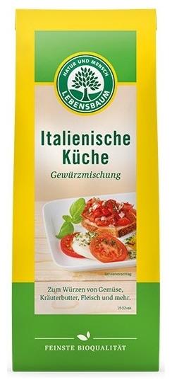 Amestec italian de ierburi aromatice si condimente BIO, 35g 0