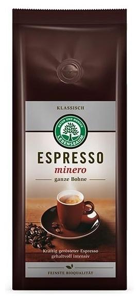 Cafea bio boabe Expresso Minero – Clasic, 250 g 0