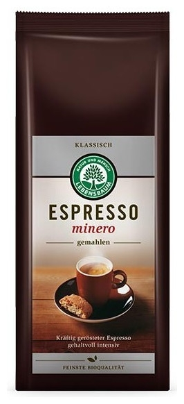 Cafea bio macinata Expresso Minero, 250 g [0]