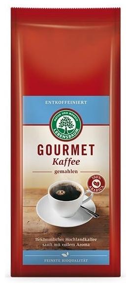 Cafea bio macinata Gourmet Decofeinizata - 100 % Arabica, 250 g 0