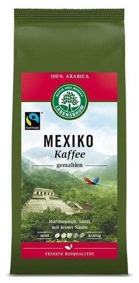 Cafea bio macinata Mexicana - 100 % Arabica, 250 g 0