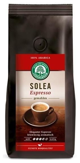 Cafea bio macinata Solea Expresso - 100% Arabica, 250 g [0]